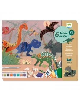 Dj Coffret Le Monde Des Dinosaures