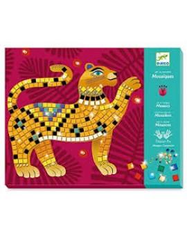 Dj Mosaiques Au Coeur De La Jungle N19  7-13 ans