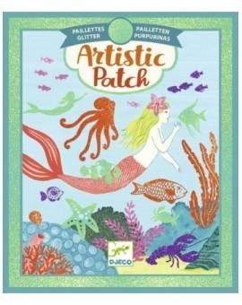 Dj Artistic Patch Oceane N19