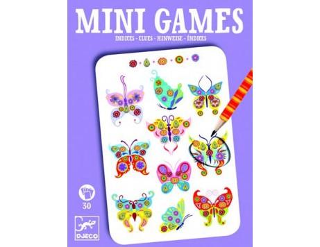Djeco Mini Game - Les indices de Fédora