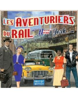 Aventuriers Du Rail Express New York