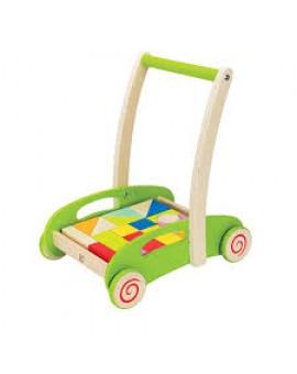 Hape Chariot Bloc À Pousser N20