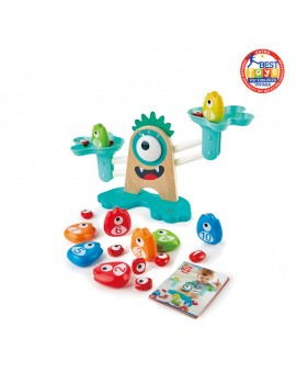 Hape Balance Mathematique  Monstre N20
