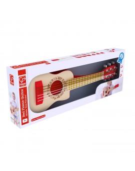 Hape - Guitare rouge vif
