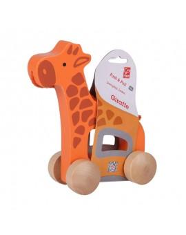 Hape Girafe À Tirer