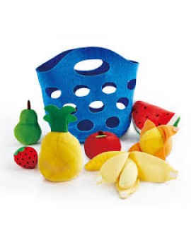 Hape Panier De Fruits 18m+ N20