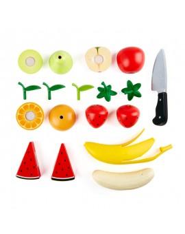 Ensemble De Jeu De Fruits À Découper - Hape