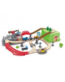 Ensemble de constructeur ferroviaire (N20)