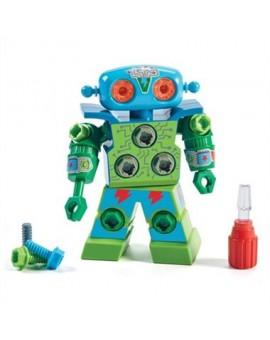 Ei Robot A Visser Bleu