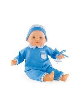 Corolle - Poupon Mon Bébé Classique Bleu