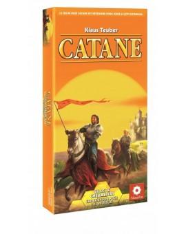 Catan Ext.villes Et Chevaliers 5-6