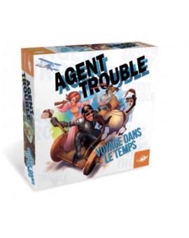 Agent Trouble Voyage Dans Le Temps N20