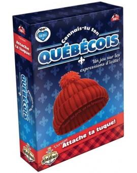 Connais-tu Ton Québecois (tuque)