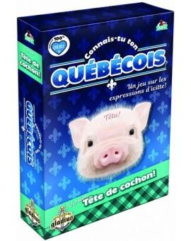 Connais-tu Ton Quebecois? Tete De Cochon N20
