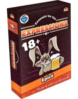 Connais-tu Tes Expressions? (18+ épicé)