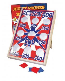 Jeu de Poches Action 500