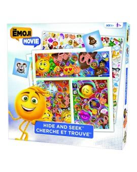 Cherche et trouve - Emoji