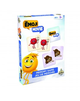 Jeu de mémoire - Emoji