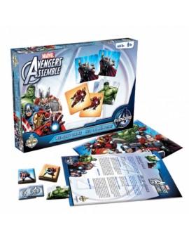 Jeu De mémoire The Avengers