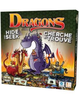 Cherche Et Trouve Dragons N18