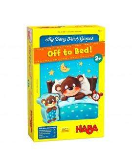 Haba Mes Premiers Jeux Off To Bed! Hop, Au Dodo!