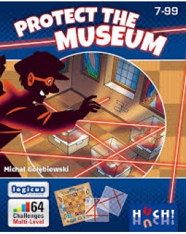 Protect The Museum N19  7-99 ans