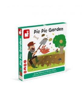 Janod Jeu De Memoire Pic Pic Garden