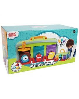 Little Hero - Le garage des petits monstres