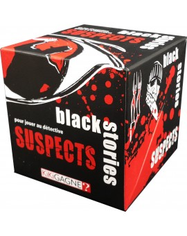 Black Stories Suspects