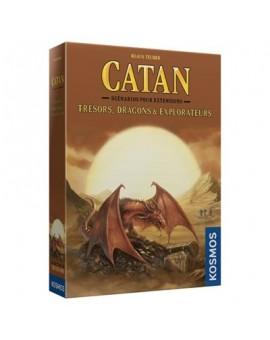 Catan (ext. trésors, dragons & explorateurs) N21