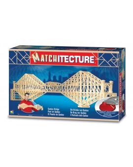 Matchitecture Pont de Quebec