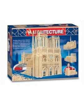 Matchitecture Cathédrale Notre-Dame de Paris