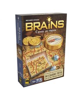 Brains - Chasse au trésor