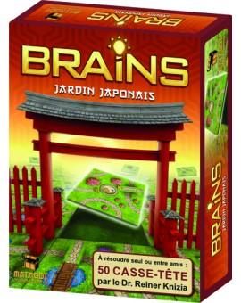 Brains -Jardins japonais