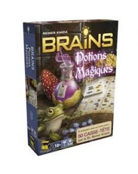 Brains Potion Magiques
