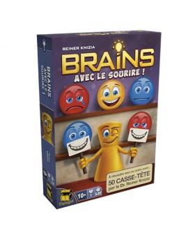 Brains - Avec le sourire