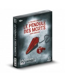 50 Clues Le Pendule Des Morts #1 N21
