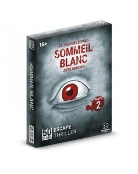 50 Clues Sommeil Blanc #2  N21