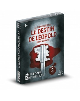 50 Clues Le Destin De Leopold #3 N21
