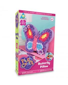 Plushcraft Coussin Papillon
