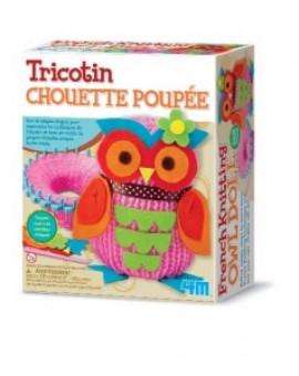 4M Tricotin Chouette Poupée