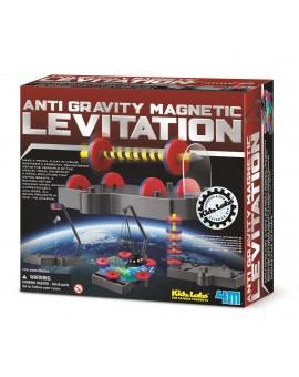 4M Levitation Magnetique Anti-gravité
