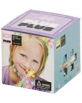 Mini Plus Plus Pastel 600 pièces