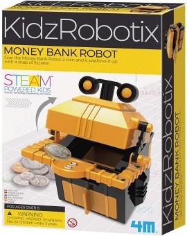 4m Robot Tirelire N21