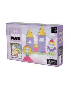 Plus Plus Mini Pastel 360 pièces Princesse et château