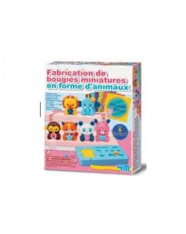 4m Fabrication De Bougies Miniatures