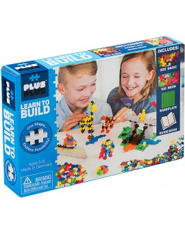 Plus Plus : Apprenez à bâtir