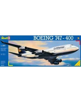 Modèle à Coller Boeing 747-400