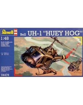 Modèle a coller Hélicoptère Bell UH-1 Huey Hog