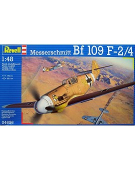 Modèle à Coller BF109 F-4